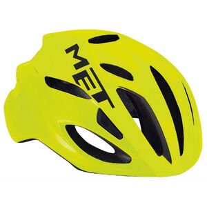MET Rivale Helm safety yellow safety yellow