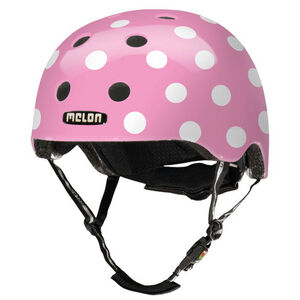 Melon Urban Active Story Fahrradhelm dotty pink dotty pink
