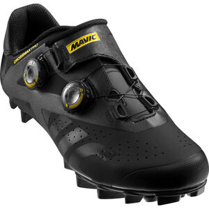 Mavic Crossmax Pro Shoes Men Black/Yellow Mavic/Black