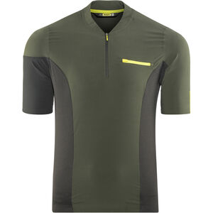 Mavic XA Pro SS Jersey Herren pirate black/black pirate black/black