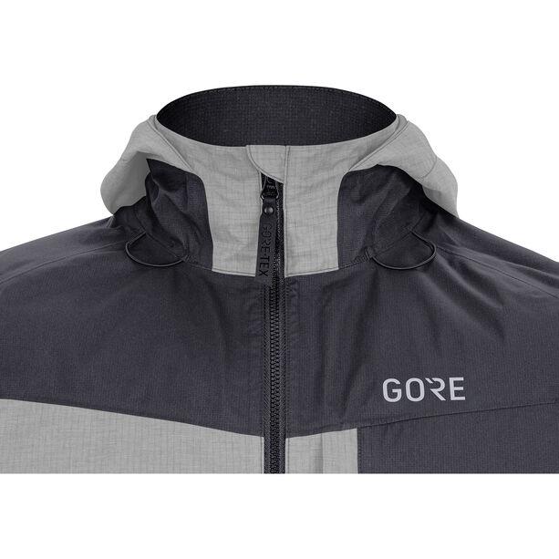 GORE WEAR C5 Gore-Tex Trail Kapuzenjacke Herren black