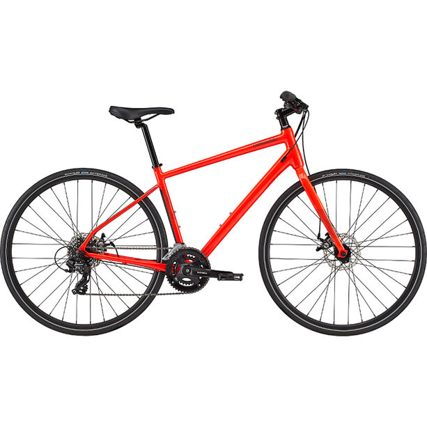 Cannondale Quick 5 acid red