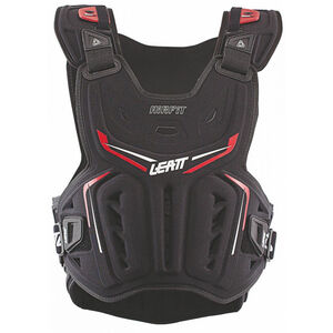Leatt 3DF Airfit Chest Protector black/red black/red