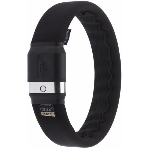Litelok Skin für Litelok Gold Wearable Medium black/reflex