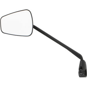 Zefal Espion Z56 Fahrradspiegel klappbar links schwarz schwarz
