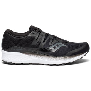 saucony Ride ISO Shoes Men Black bei fahrrad.de Online
