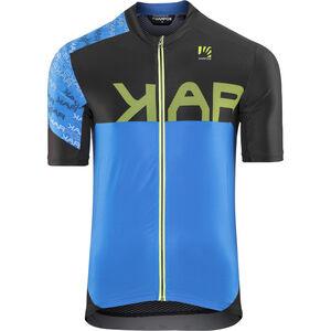 Karpos Jump Jersey Herren bluette/black/yellow fluo bluette/black/yellow fluo