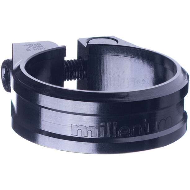 Sixpack Millenium Sattelklemme Ø34,9mm black/chrome