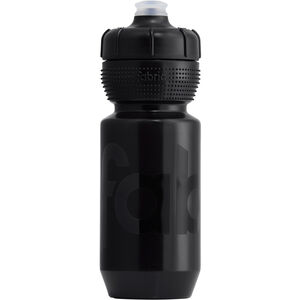 Fabric Gripper Isulated Bottle 550ml black/black black/black