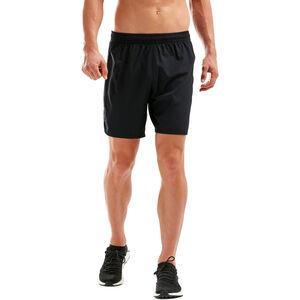 "2XU XVENT 7"" Free Shorts Herren black/black black/black"