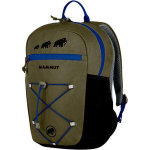 Mammut First Zip Daypack 16L Kinder olive-black olive-black