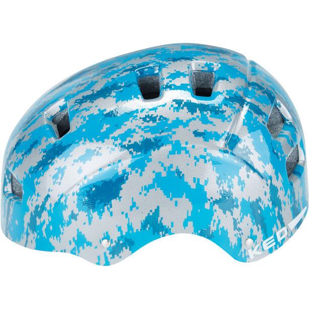 KED Risco K-Star Helmet lightblue