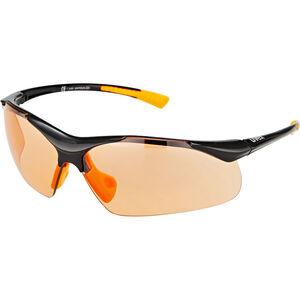 UVEX Sportstyle 223 Sportbrille black/orange/orange black/orange/orange