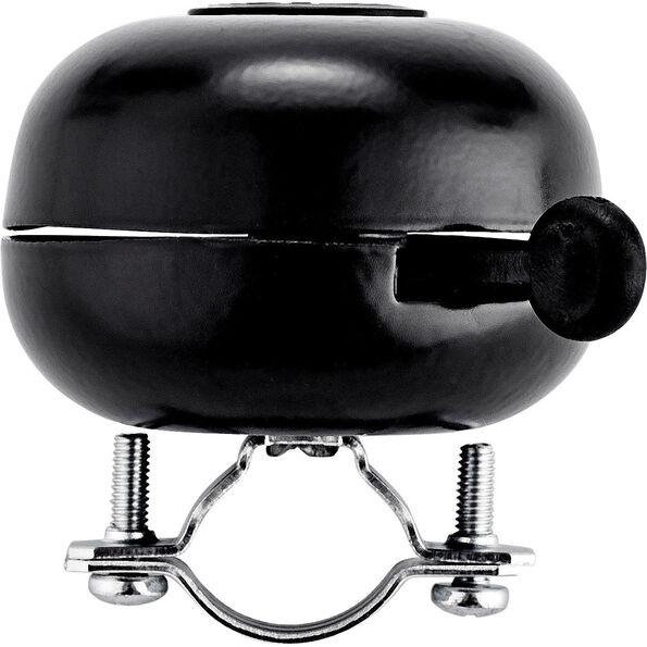 REICH Ding-Dong Fahrradglocke Ø60mm schwarz