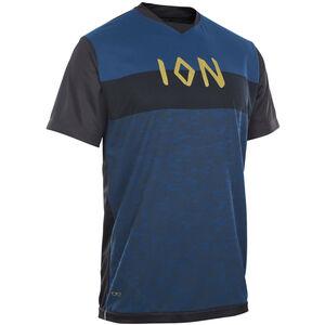 ION Scrub AMP Kurzarm-Shirt Herren ocean blue ocean blue