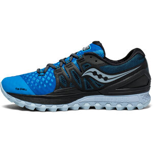 saucony Xodus ISO 2 Shoes Men Blue/Black bei fahrrad.de Online