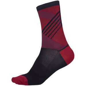 Endura SingleTrack Socks mulberry mulberry