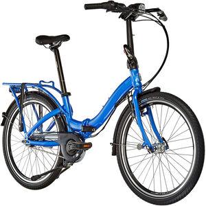 "tern Castro P7i 24"" dark blue/blue bei fahrrad.de Online"