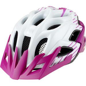 KED Status Jr. Helmet Kinder pearl violet matt pearl violet matt