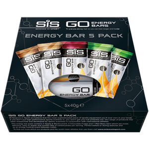 SiS GO Energy Bar Box Mixed 5 x 40g bei fahrrad.de Online