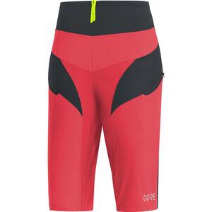 GORE WEAR C5 Trail Light Shorts Damen hibiscus pink/black hibiscus pink/black