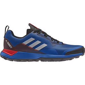 adidas TERREX CMTK Shoes Men blue beauty/grey one/active red