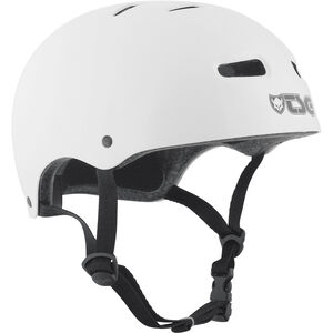 TSG Skate/BMX Injected Color Helmet Herren injected white injected white