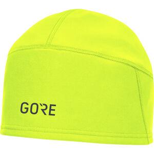 GORE WEAR Windstopper Beanie Unisex neon yellow bei fahrrad.de Online