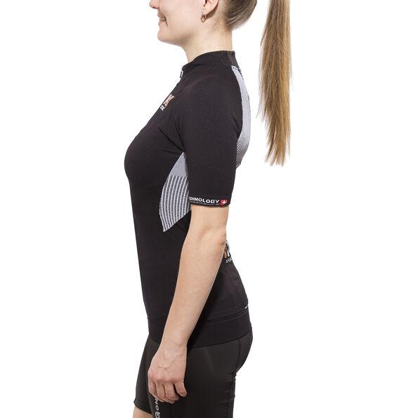 X-Bionic The Trick Biking Shirt SS Full-Zip