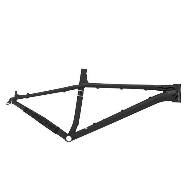 "NS Bikes Eccentric Alu 29"" EVO Rahmen flat black"