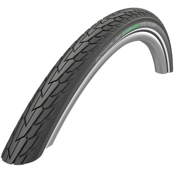"SCHWALBE Road Cruiser Drahtreifen 27,5"" K-Guard Active Reflex black"