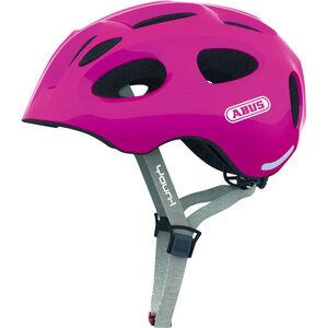 ABUS Youn-I Helmet Kinder sparkling pink sparkling pink