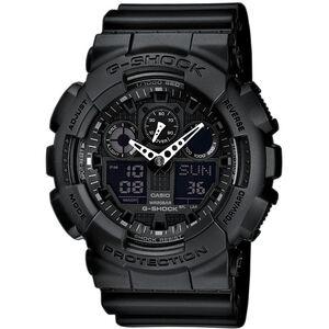 CASIO G-SHOCK GA-100-1A1ER Watch Men black black