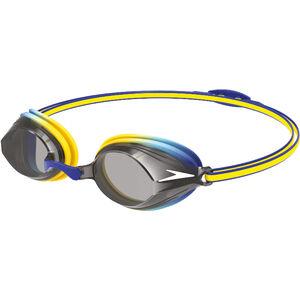 speedo Vengeance Brille Kinder yellow/beautiful blue/smoke yellow/beautiful blue/smoke