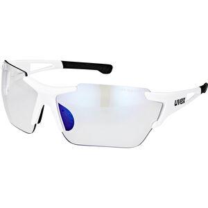 UVEX Sportstyle 803 Race VM Sportglasses white/blue white/blue