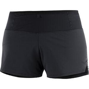 Salomon Sense Shorts Damen black black