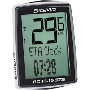 SIGMA SPORT BC 16.16 STS CAD Fahrradcomputer kabellos bei fahrrad.de Online