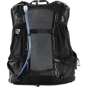 Salomon Skin Pro 10 Backpack Set black/ebony black/ebony