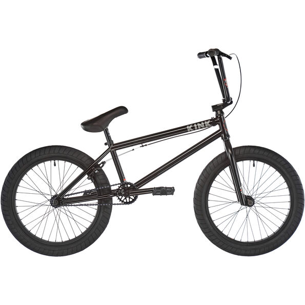 "Kink BMX Whip XL 2019 20"" clear/black"