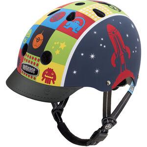 Nutcase Little Nutty Street Helmet Kinder space cadet matte space cadet matte