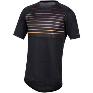 PEARL iZUMi Launch Jersey Herren black/berm brown slope black/berm brown slope
