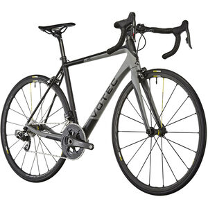 VOTEC VRC Evo Carbon Road black-grey bei fahrrad.de Online
