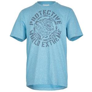Protective Spirit Bear T-Shirt Herren ocean ocean