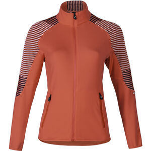 UYN Climable Jacket Woman Geranium/Deep Blue/Off White bei fahrrad.de Online