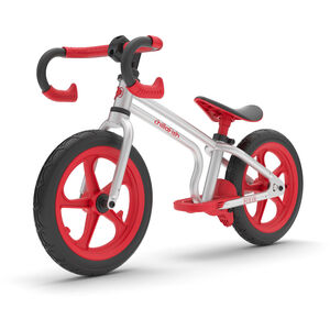 Chillafish Fixie Balance Bike Kinder red red