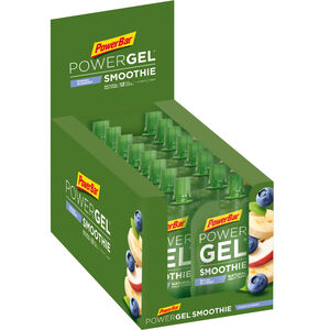 PowerBar PowerGel Smoothie Box 16x90g Banana Blueberry