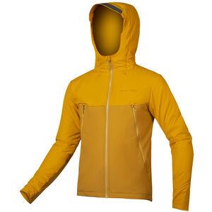 Endura MT500 Freezing Point Jacke Herren mustard