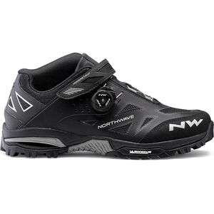 Northwave Enduro Mid Shoes Herren black black