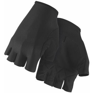 assos RS Aero Short Finger Gloves black series black series