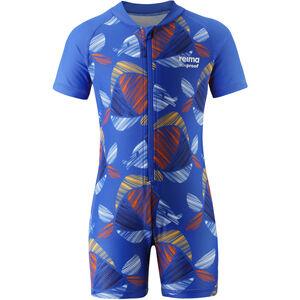 Reima Odessa Swim Overall Jungs blue blue